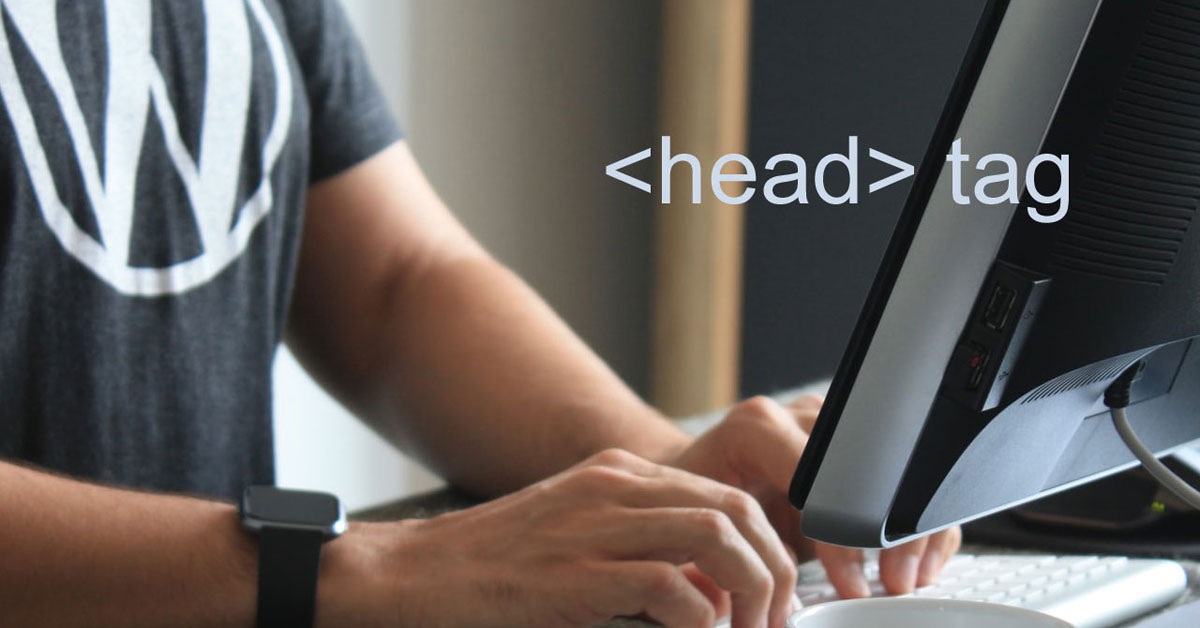 Where Is The Head Tag In WordPress?
